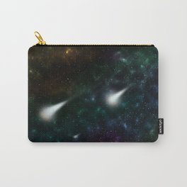 Galaxy Shooting Stars Carry-All Pouch