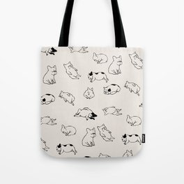 More Sleep Frenchie Tote Bag
