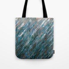 Brushed Aside Tote Bag