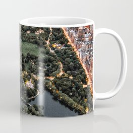 Central Park New York Coffee Mug