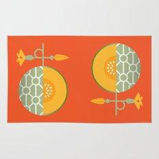 Fruit: Cantaloupe Rug