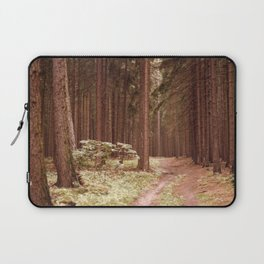A Path in the Woods Laptop Sleeve