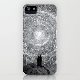 Gustave Dore: The Empyrean iPhone Case