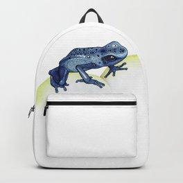 Poison Dart Frog Backpack