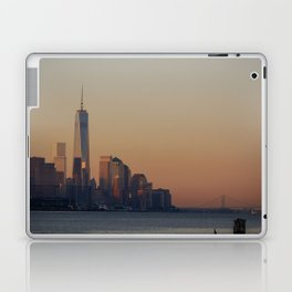 Downtown Sunrise, New York City Laptop & iPad Skin
