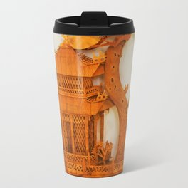 cork work Travel Mug