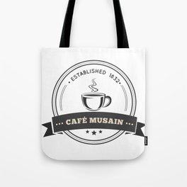 Café Musain #2 Tote Bag