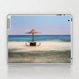 Seaside Bar Laptop & iPad Skin