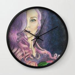 Muñeca Rosada Wall Clock