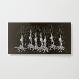 Carapace Metal Print