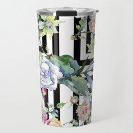 FLOWERS NICE Travel Mug