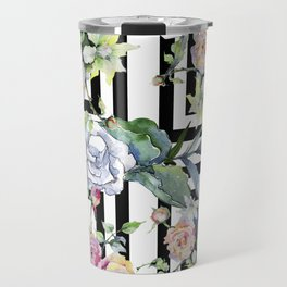 FLOWERS NICE Travel Mug