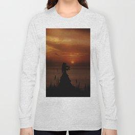 Sunset Serenade Long Sleeve T-shirt
