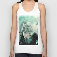 kpop Tank Tops featuring B.A.P's ZELO by Worldandco