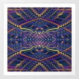 Eye of Sauerkraut Art Print
