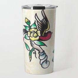 Hand Sheet - apprentice painting Travel Mug
