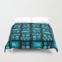 It Is What It Is 2 Duvet Cover