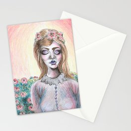 Their Eyes Are Always Watching Stationery Cards