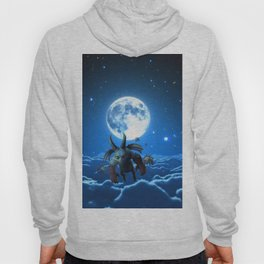 above the cloud Hoody