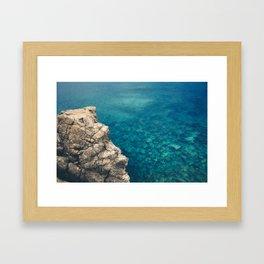 sea II Framed Art Print
