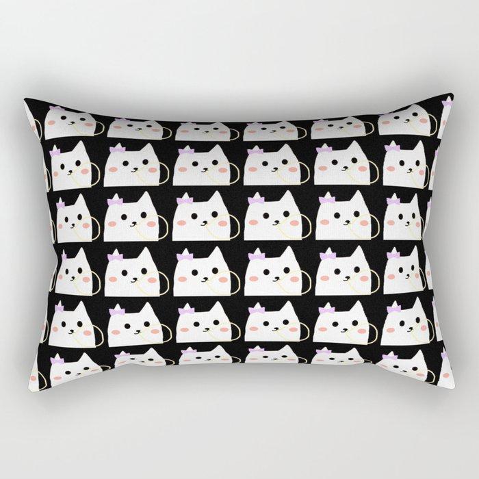 cat-170 Rectangular Pillow