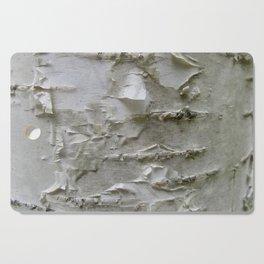 Birch Bark Cutting Board