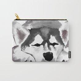 Sleepy Husky Carry-All Pouch