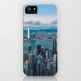 HONG KONG 30 iPhone Case