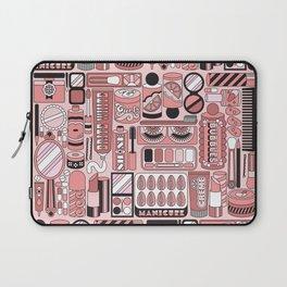 Beauty Routine Classy Laptop Sleeve