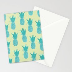 Pineapple Sorbet (yellow) Stationery Cards