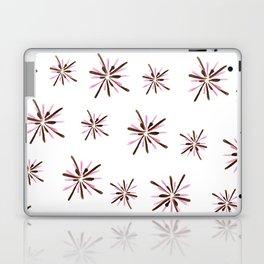 pink fireworks Laptop & iPad Skin