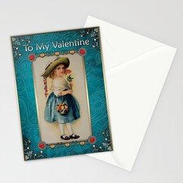 Valentine's Day Vintage Card 093 Stationery Cards