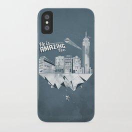 Sick City iPhone Case