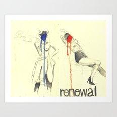 Renewal Art Print