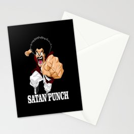 Mr. Satan Stationery Cards