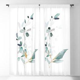 Wild Garden II Blackout Curtain