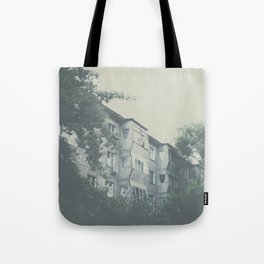 waiting for someone else to make you happy is the best way to be sad. Tote Bag