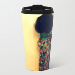 Afro Travel Mug