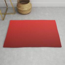 Donated Kidney Pink and Black Deadly Ombre Nightshade Rug