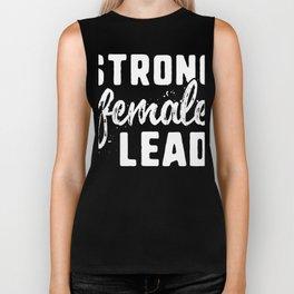 Strong Female Lead Biker Tank