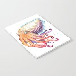 Cuttlefish Notebook