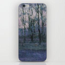 Unknown Land iPhone Skin