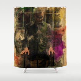 Evening, Commissioner... Shower Curtain