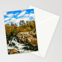 Great Falls #4 Stationery Cards