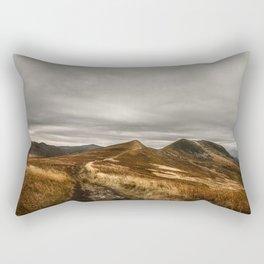 Quietudene Rectangular Pillow