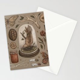 Preserved Memories Stationery Cards