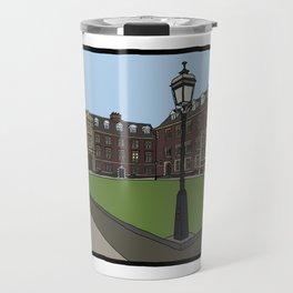 Cambridge stuggles: St Catherine's Travel Mug