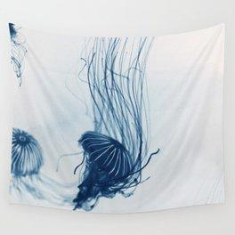 Deep Blue Sea #3 Wall Tapestry