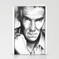 cumberbatch Stationery Cards featuring Benedict Cumberbatch by aleksandraylisk