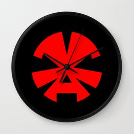 RedSkull Wall Clock